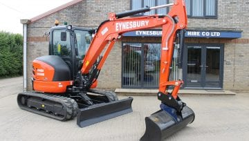 Tips for Keeping Your Plant Hire Equipment Safe from Theft and Vandalism
