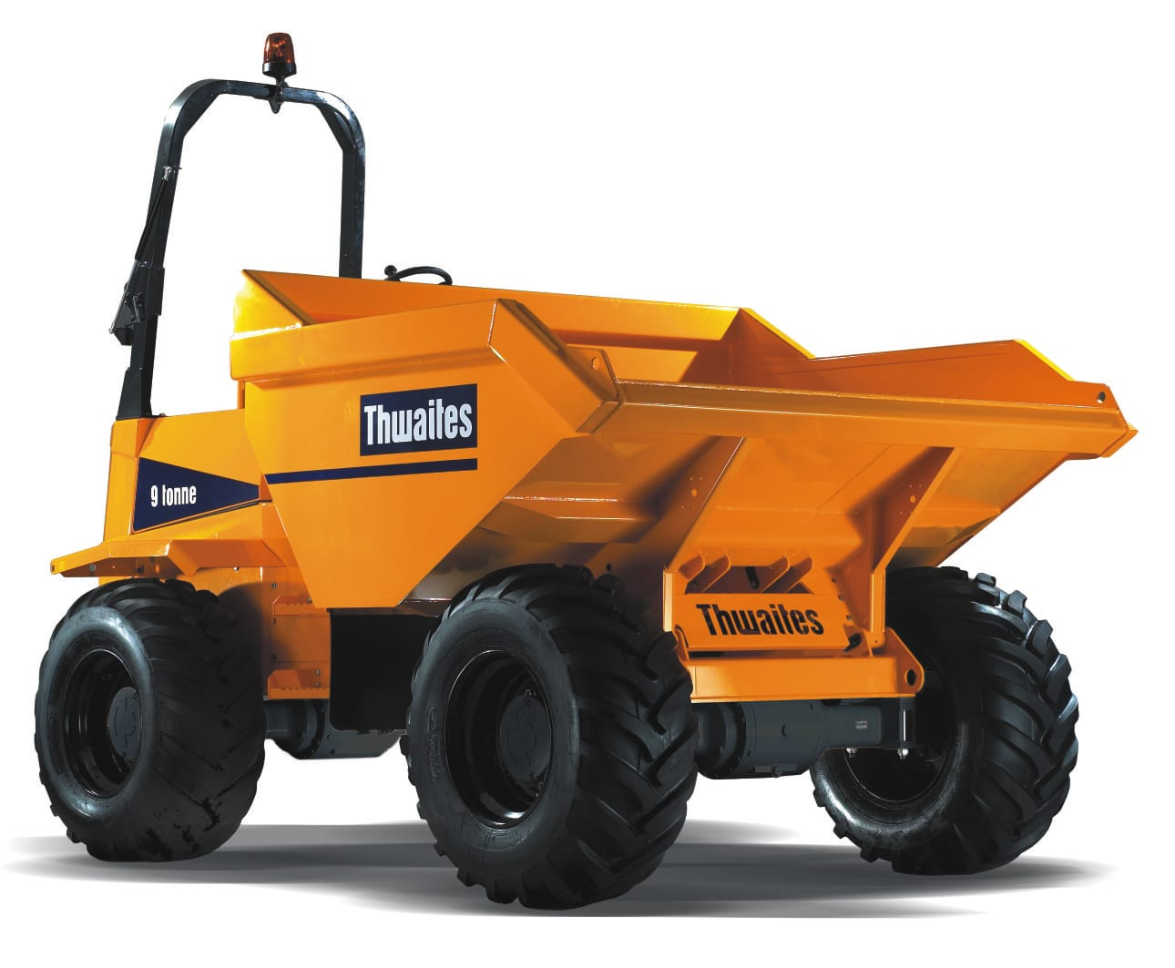 9-ton-dumper