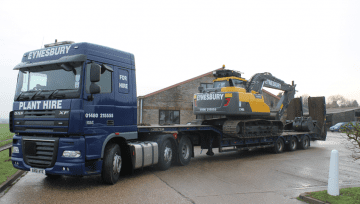Choosing the best plant hire and haulage