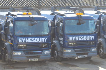 Lorry Mounted Road Sweeper Solutions