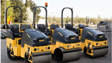 Hiring Plant Machinery and What to Expect
