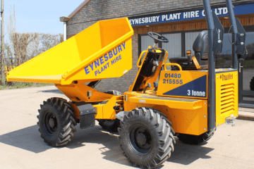High Tip, Front Tip & Swivel Dumper Hire