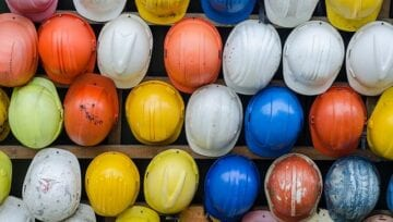 How Many Construction Workers are Receiving Government Support?