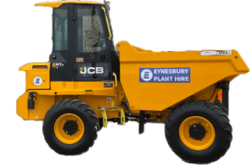 9 Ton Cabbed Dumper